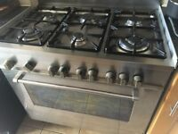 Delonghi 6 Gas Hob Range Gas Cooker!!!