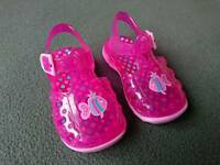 Next Infant Jelly Shoes