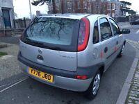 Vauxhall corsa 1.2 2001