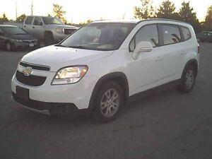2014 Chevrolet Orlando ORLANDO LT 2014, À PARTIR DE 45$/SEM 100%