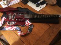 Traveler Speedster Travel Guitar