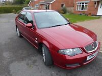 Rover 45 Club SE 1.6 Petrol 4 Door, 2004, 65500 miles, FSH, MOT to Dec,