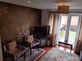 Beautifully decorated 2 bed semi in Freemens Meadows exclusive development in Leicester