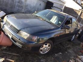 1993 Toyota carina 2.0 petrol