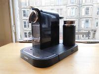 Nespresso CitiZ and Milk by Magimix M190 Coffee Machine - Limousine Black