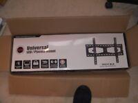 universal flat screen television mounting bracket £8.