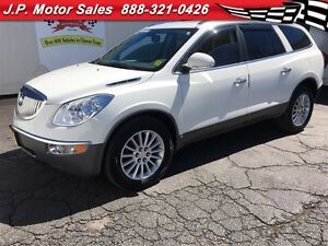 2010 Buick Enclave CXL1, Automatic, Leather, Third Row Seating,