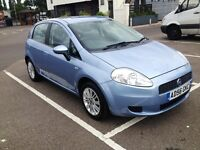 2007 FIAT GRANDE PUNTO 1.2 DYNAMIC 5 DOOR **ONLY 1 FORMER KEEPER CURRENT OWNER LAST 7 YEARS**