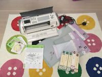 """Cricut Expression 24"""" Personal Electronic Cutter, 5 cartridges, mats and blades"""