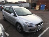 2007 Ford Focus Diesel Good Runner Offered with No Mot