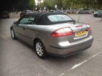 Saab, 9-3, Convertible, 2006, Manual, 1998 (cc), 2 doors
