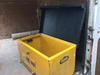 VAN VAULT SECURITY TOOL BOX