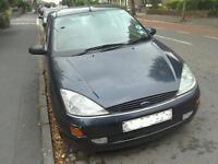 Ford Focus Ghia 2001 (Y Reg)