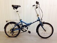 Bronx Folding bike Mint condition... (new tube is Inserted)