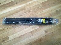 19mm Black Drain Rod Set 9.14m