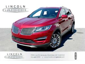 2016 Lincoln MKC RESERVE+AWD+NAVI+CAMERA+TOIT PANO+CUIR+++