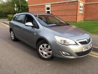 2011 Vauxhall Astra 1.3 CDTI estate diesel Sat Nav £2495