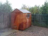 Garden shed for free - have to collect and dismantle