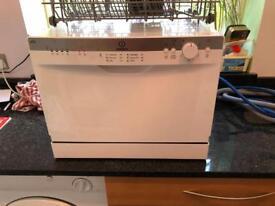 Indesit Tabletop Dishwasher
