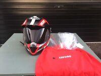 Arai Tour X 'Ducati' Helmet - size Medium