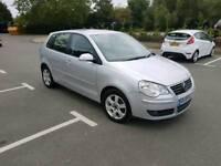 Volkswagen polo match petrol 1.4 manual mot 2009 cheap car kent bargain