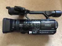 Sony HVR-Z1E professional Video Camera