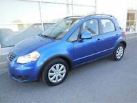 2013 Suzuki SX4 Crossover - Manual, LOW Km's, A/C