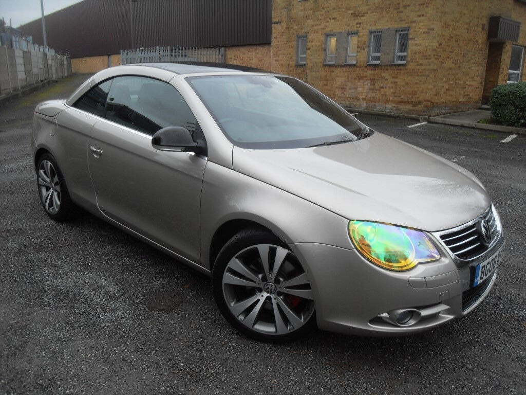 Volkswagen Eos Sport TDi Manual Diesel 0% FINANCE AVAILABLE