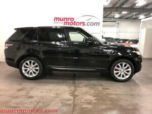 2014 Land Rover Range Rover Sport HSE Panoramic NAV Supercharged