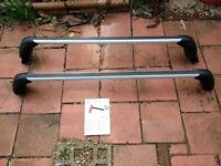 Roof bars for Renault Clio