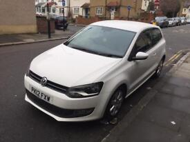 Beautiful VW POLO 2012, only 36.000 miles!