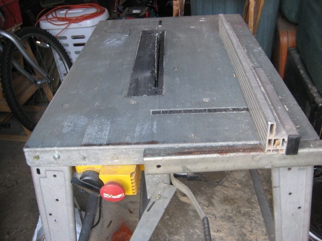 Heavy Duty Table Saw With Brand New Blade Made In Germany In Woodbridge Suffolk Gumtree