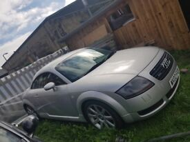 Audi TT for sale in great condition