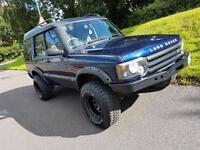 Discovery V8 - No Rust - Full leather - Perfect working order!
