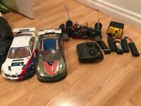 1/10 RC drift car (Schumacher)