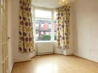 4 bedroom, terrace house , in Leeds 8, with front and back yard