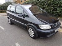 FOR SALE 2003 VAUXHALL ZAFIRA 2.0 DIESEL MANUAL 7 SEATS