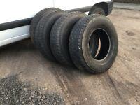 Bridgestone Dueler Tyres 255 x 70 R/15