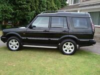 4X4 WANTED LAND ROVER RANGE ROVER OR DISCOVERY BMW X5 ETC PRIVATE BUYER