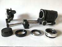 Nikon F Macro Bellows Kit