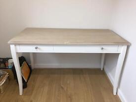 Beautiful new and unused vintage style desk.