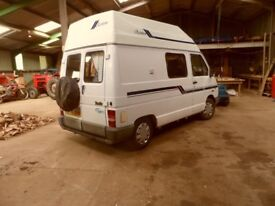 camper van .Holsworth Rainbow.Very good condition Very clean and tidy MOT June 18 .Call 01926484589