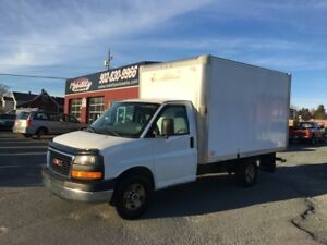 2012 Gmc Cube Van 3500 12ft Cube
