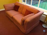 Double sofa bed (Marks & Spencer)