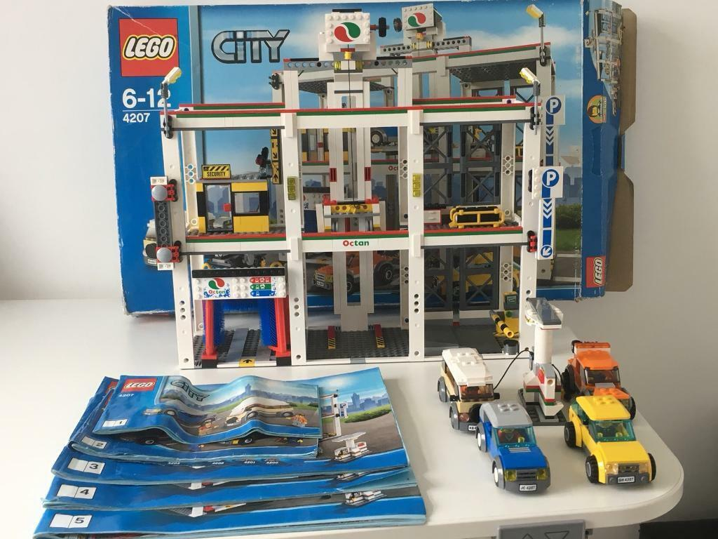 Lego City Garage Model 4207 In Guildford Surrey Gumtree