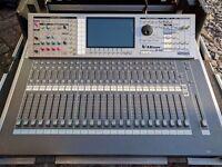 Roland M400 Dital MIxer and Full Flightcase