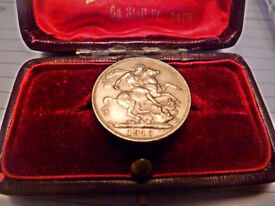 Antique 1910 22k Gold Full Sovereign as pictured (Bath Ba2)