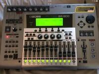Boss BR1600 CD 16 Track Digital Recording Studio