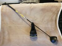 Nike SQ Dymo 105deg Golf club - Mint condition with cover, used once last summer.