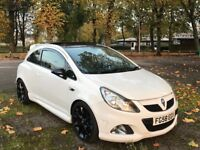 Vauxhall Corsa vxr artic edition 09 reg panroof + Remus exhaust only 500 made swaps px